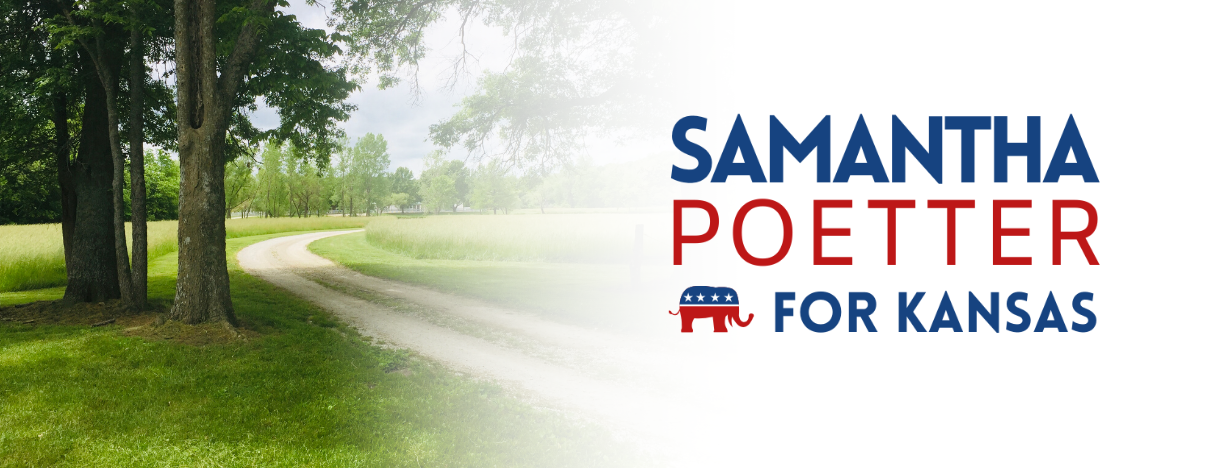 Samantha for Kansas