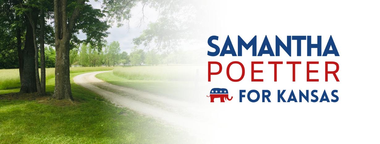 Samantha for Kansas